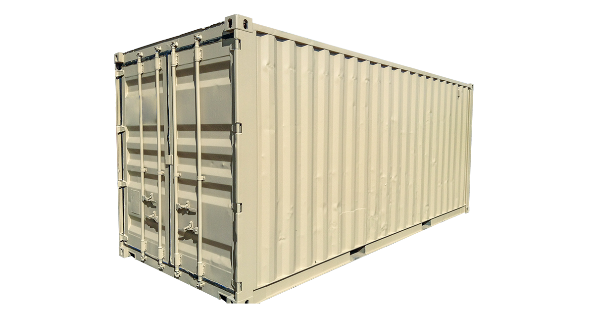 20' Standard Container - Refurbished