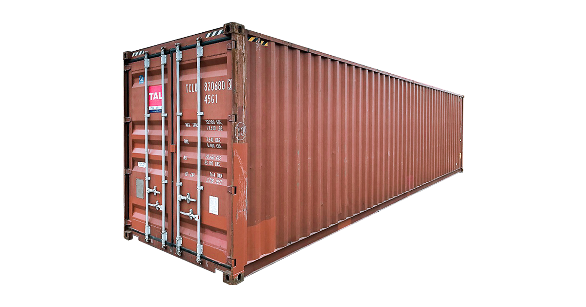 40' High Cube Container - IICL-5