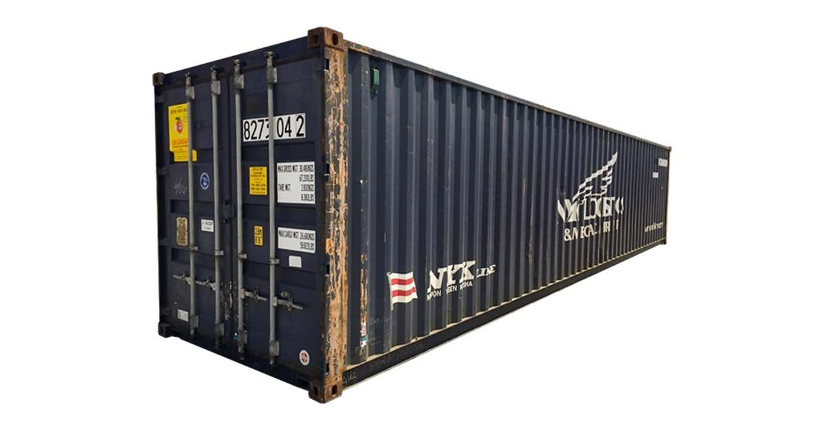 40' Standard Container - IICL-5