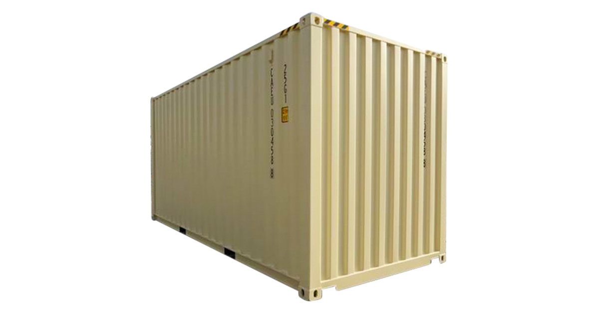 20' High Cube Container - Rental